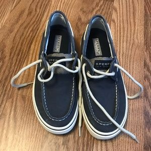 Blue Mens Sperry Top-Siders